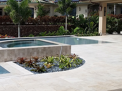 Pool Surrounds